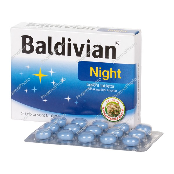 Baldivian Night bevont tabletta 30x411683 2018 tn